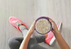 what is healthy eating for runners