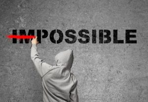 impossible to possible