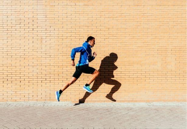 runner training