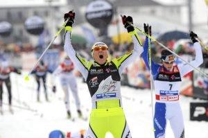 FIS Tour De Ski Women Stage