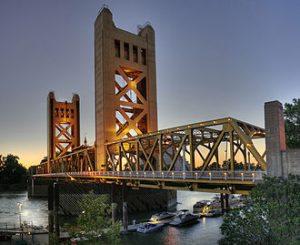 Tower Bridge, California