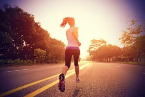 Starting over with running