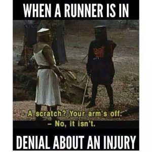 run injury